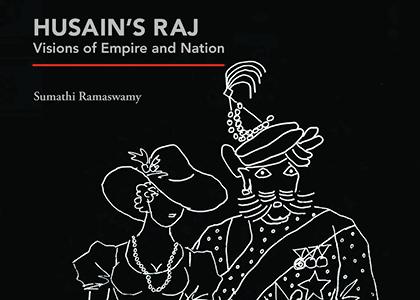 Husain's Raj | Art Books