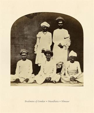 Brahmins of Oomkar . Mundhata. Nimaur