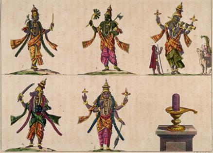 INCARNATIONS OF VISHNU
