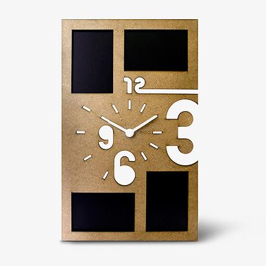 Photoframe Wall Clock