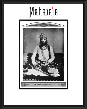 H.H. THE MAHARAO RAJA OF BUNDI