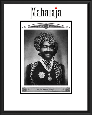 H.H. THE NAWAB OF JUNAGADH