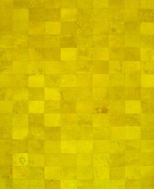 A Golden Chequered Carpet