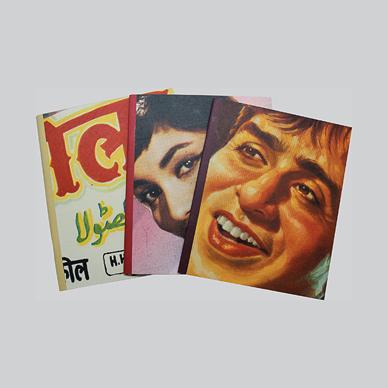 Bollywood Notebooks