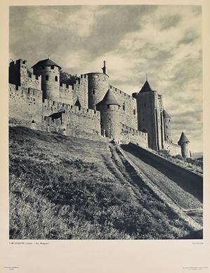 CARCASSONNE (Aude) - Les Remparts