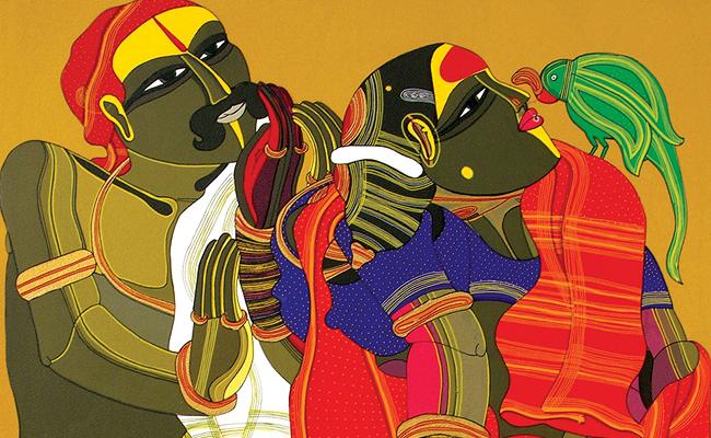 Thota Vaikuntam - Limited Edition Serigraphs