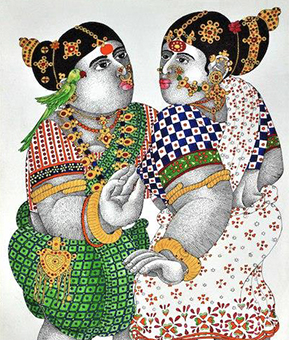 buy indian art