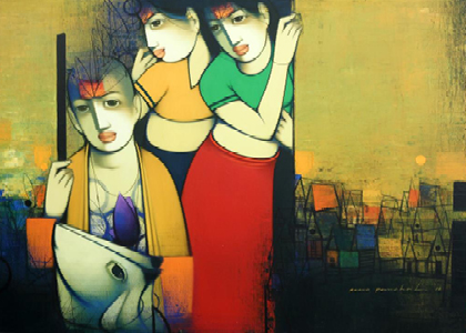 Anand Panchal | Paintings