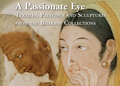 A Passionate Eye | Books