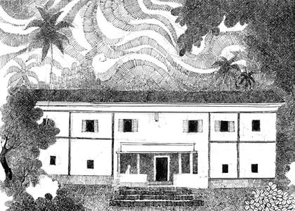 Mario Miranda | Drawings