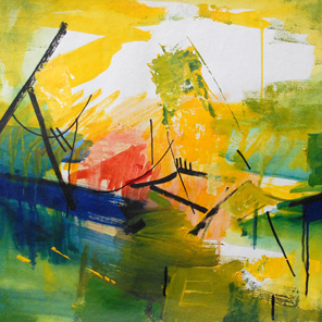 Abstract, Figures and Landscapes